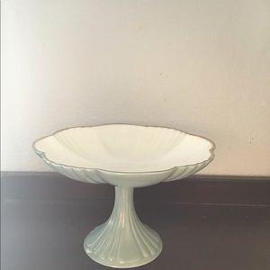 Vintage Lenox pedestal dish